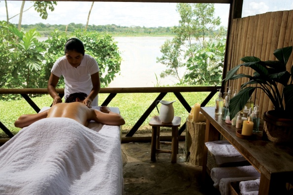 The Ena Spa at Inkaterra Reserva Amazonica