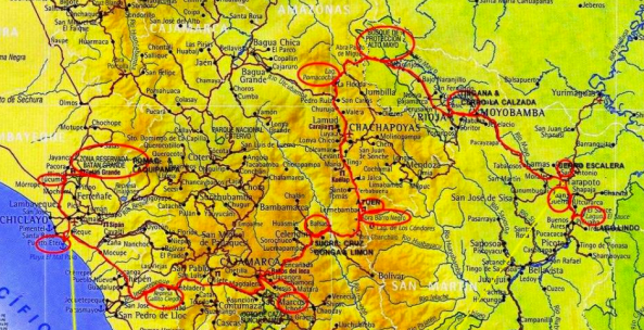 The BRC Route