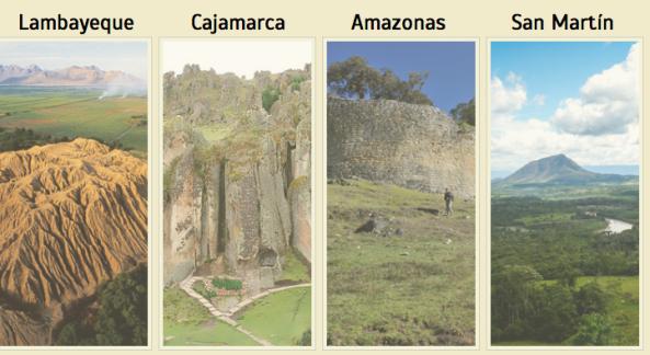 Northern Peru Highlights
