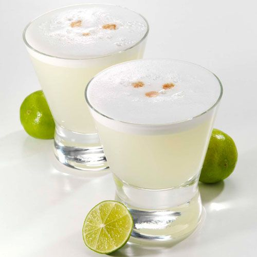 Pisco Sours will be flowing in New York City...
