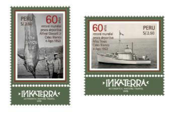 Inkaterra Stamps